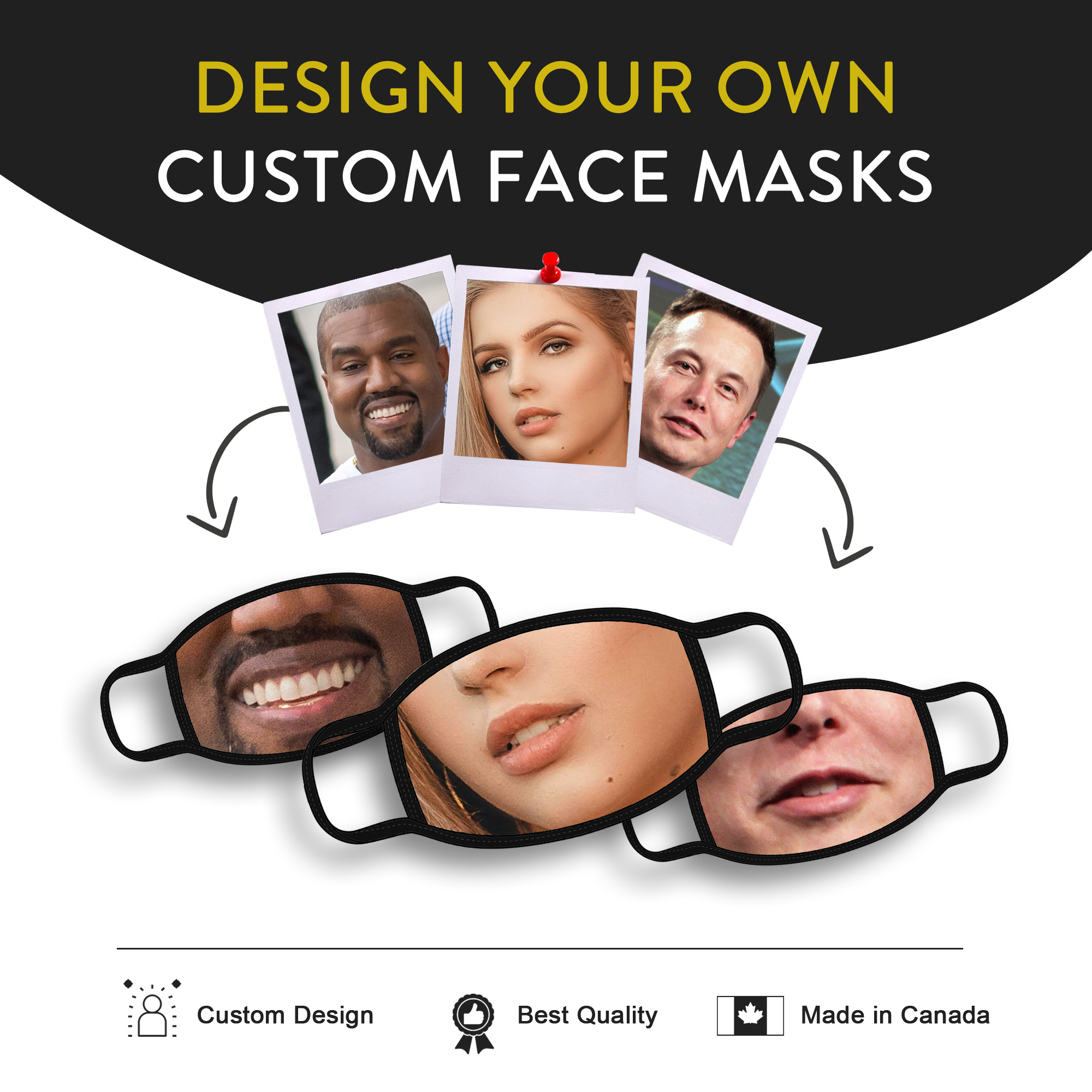 Custom Face Mask 2