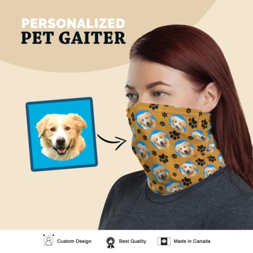 Custom Dog Gaiter Classic