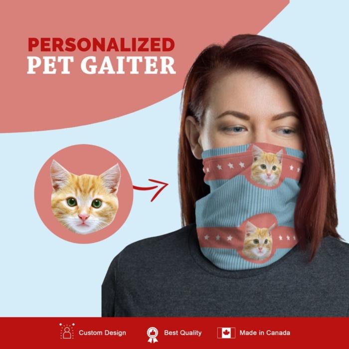 Custom Cat Gaiter - American Cat