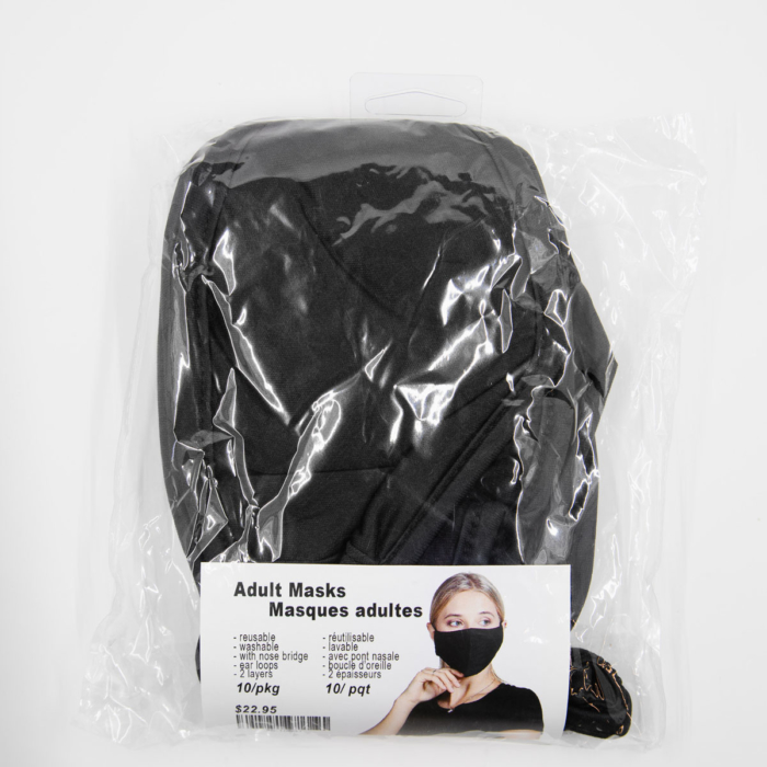 Black Face Mask Canadian 5